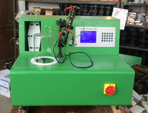 NTS100 common rail injector test bench